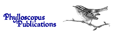 Phylloscopus Publications